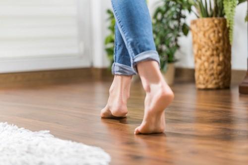 کفپوش چوب سخت
