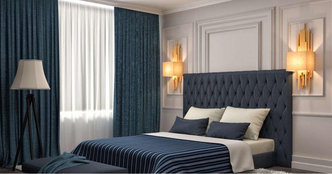 بهترین جنس پرده اتاق خواب